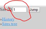 cara jump site