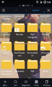 cara rename banyak file sekaligus android