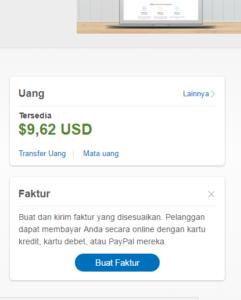 cara mudah transfer uang di paypal