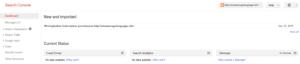 cara verifikasi blog ke google webmasters tool 7