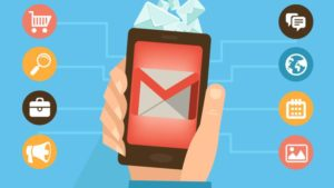 cara kirim file di hp android menggunakan aplikasi gmail by google