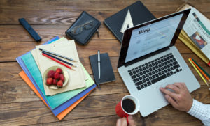 cara menghasilkan uang dari internet tanpa modal lewat blog google adsense