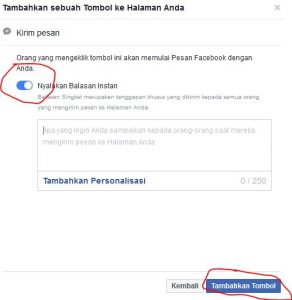 cara membuat ajakan bertindak di halaman atau fanspage facebook 3