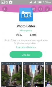 kumpulan photo editor terbaik android 2017 2018 (2)
