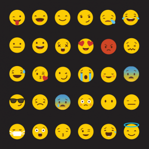 mentahan icon pack emoji whatsapp
