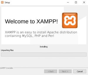 cara mudah install xampp Untuk membuat mordpress versi offline di windows 8