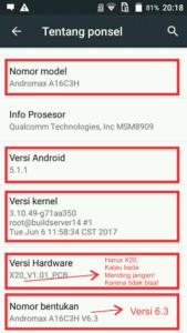 Cara Unlock Dual Gsm Andromax A a16c3h versi dewi v6.3