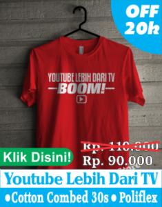 Youtube Lebih Dari TV 320 x 250