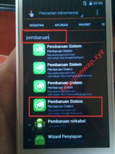 Cara Downgrade Dan Unlock Dual Gsm Andromax A Versi Dewi V5.6 Dan V4.3