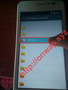 Cara Downgrade Dan Unlock Dual Gsm Andromax A Versi Dewi V5.6 Dan V4.3 3