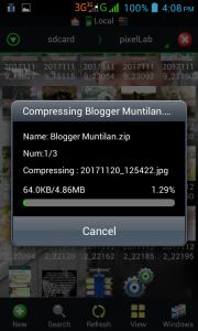 Cara Membuat File Zip Di Android Menggunakan Aplikasi ES File Explorer 1