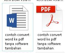 cara mengubah file pdf menjadi word lewat online 3