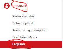 Cara Menyembunyikan Jumlah Subscriber Channel Youtube 2