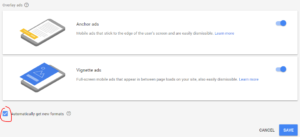 Cara Setting Auto Ads Google Adsense, Kamu Harus Tahu! 3