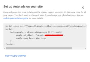 Cara Setting Auto Ads Google Adsense, Kamu Harus Tahu! 5