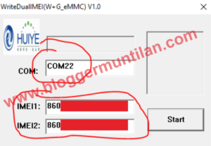 cara write imei permanent andromax a (8)