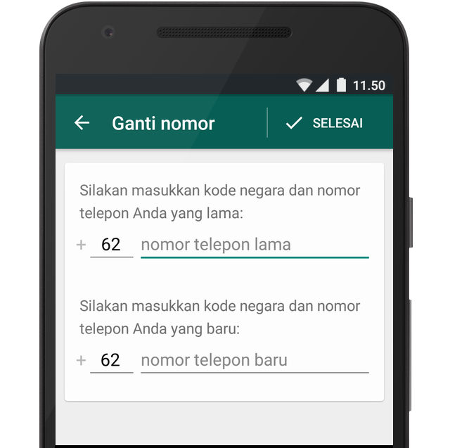 Cara Mengganti Nomor Whatsapp Tanpa Kehilangan Data Chat Dan Grub!
