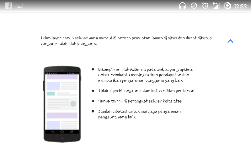 Cara Memasang Unit Iklan Page-Level Ads Adsense Di Blog