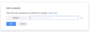 cara verifikasi blog ke google webmasters tools 2