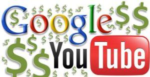 cara dapat uang dari youtube lewat google adsense
