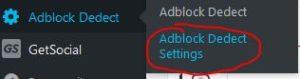 cara memasang adblock di blog wordpress 3