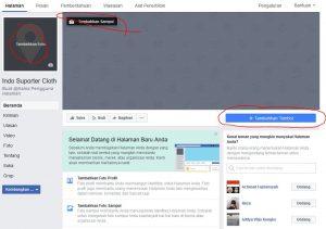 cara paling mudah membuat fanspage atau halaman di facebook 2