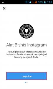 cara mengganti profil bisnis di instagram 1
