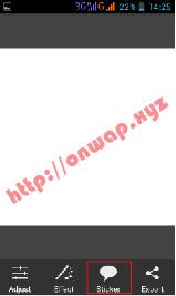cara menambahkan dan install font di picsay pro android terbaru 1