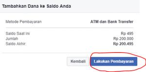 cara mengisi saldo fb ads menggunakan bank lokal 4