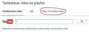 Cara Membuat Playlist Di Youtube Creator Studio 6