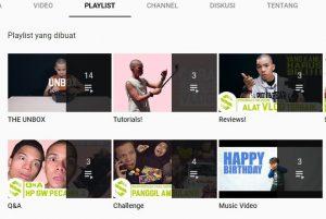 Cara Membuat Playlist Di Youtube Creator Studio 9