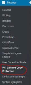 Cara Menghindari Copy Paste Di Blog WordPress Self Hosted