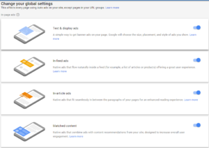 Cara Setting Auto Ads Google Adsense, Kamu Harus Tahu! 2
