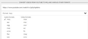 cara download video youtube menjadi mp3 terbaru