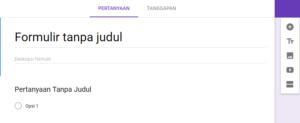 cara membuat google form terbaru dengan mudah 1