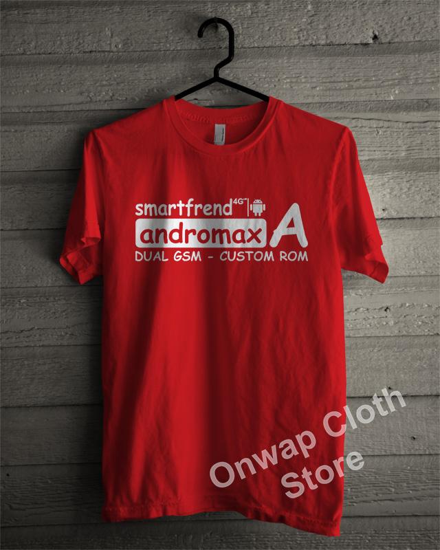 Kaos Andromax A Lover's Merah
