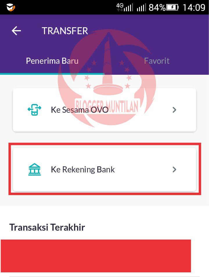 Tanpa Potongan Biaya, Begini Cara Transfer Saldo OVO Ke Rekening Bank 3