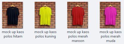 Download 16 Kumpulan Mentahan Kaos Polos Cotton Combed Gratis Dan Terbaru 3