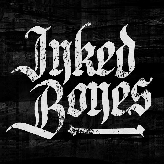 Kumpulan 5 Font Keren Terbaik Terbaru 2020 Part 1 Inked Bones