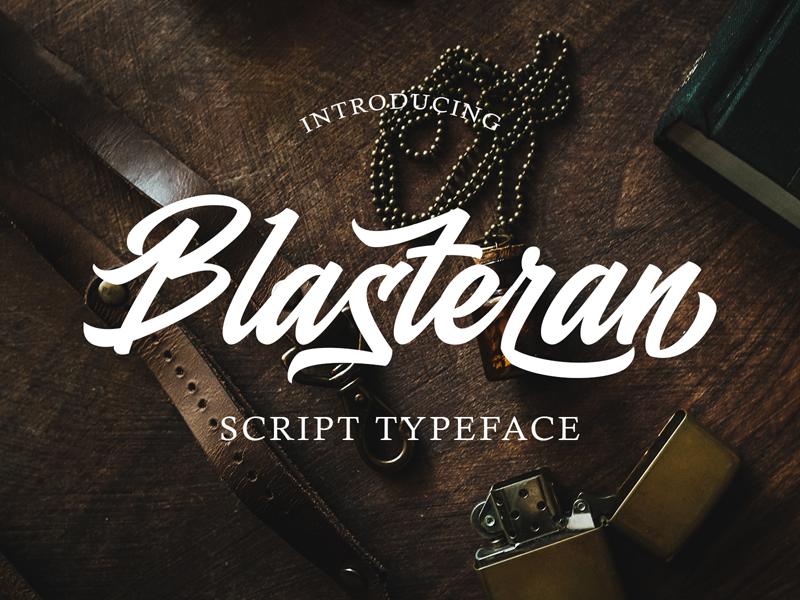 Kumpulan 5 Font Keren Terbaik Terbaru 2020 Part 3 Blasteran