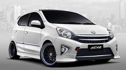 Spesifikasi Mobil Agya 2019, Mobil Bergaya Sporty Yang Keren