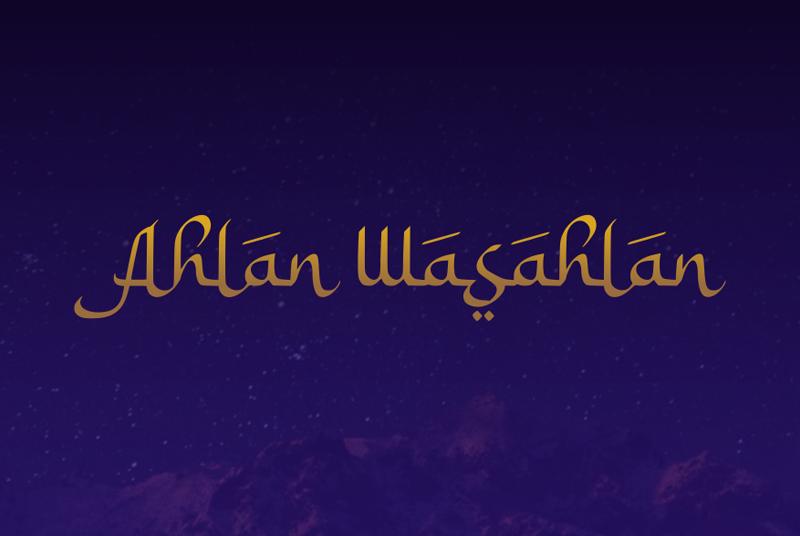 Download Kumpulan 7 Font Mirip Huruf Arab Keren Terbaik Terbaru 4