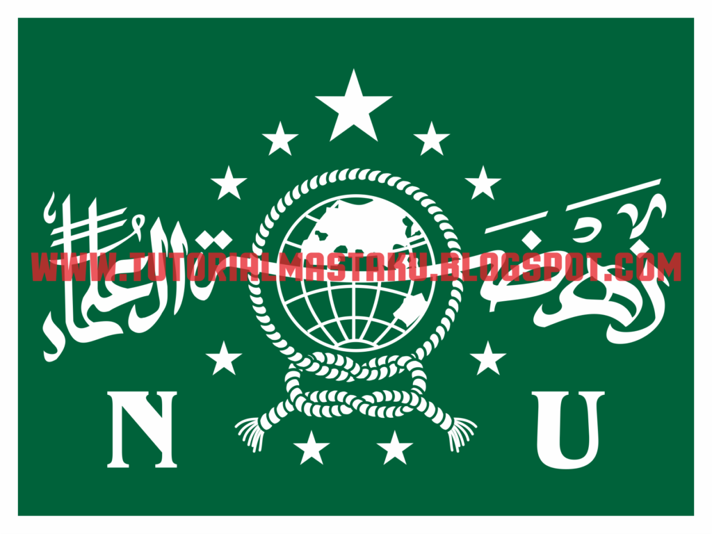 Download Vector Logo Nahdlatul Ulama CDR X7